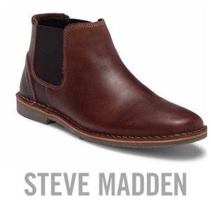 Men's Steve Madden Chelsea Mid Boots